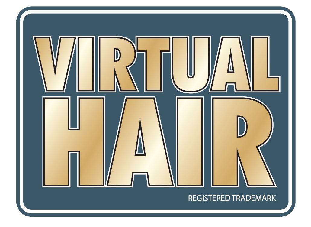 Virtual Hair Brand Logo