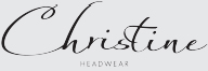 Christine Headwear Brand Logo